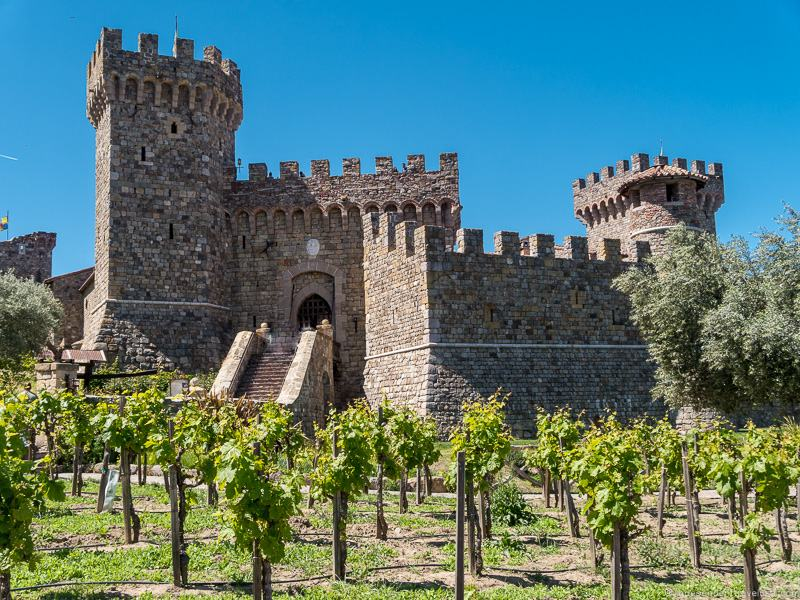 Castello di Amorosa things to do in Napa besides wine
