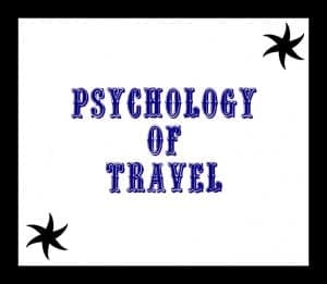 psychology of travel