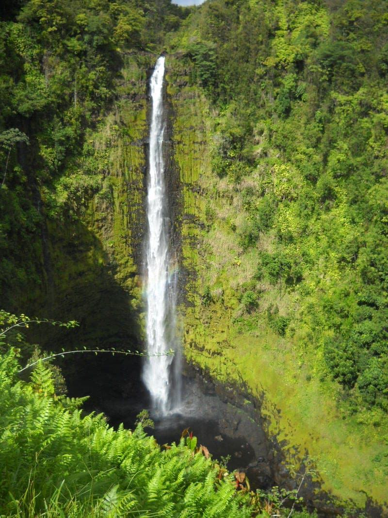 Akaka Falls and Kahuna Falls