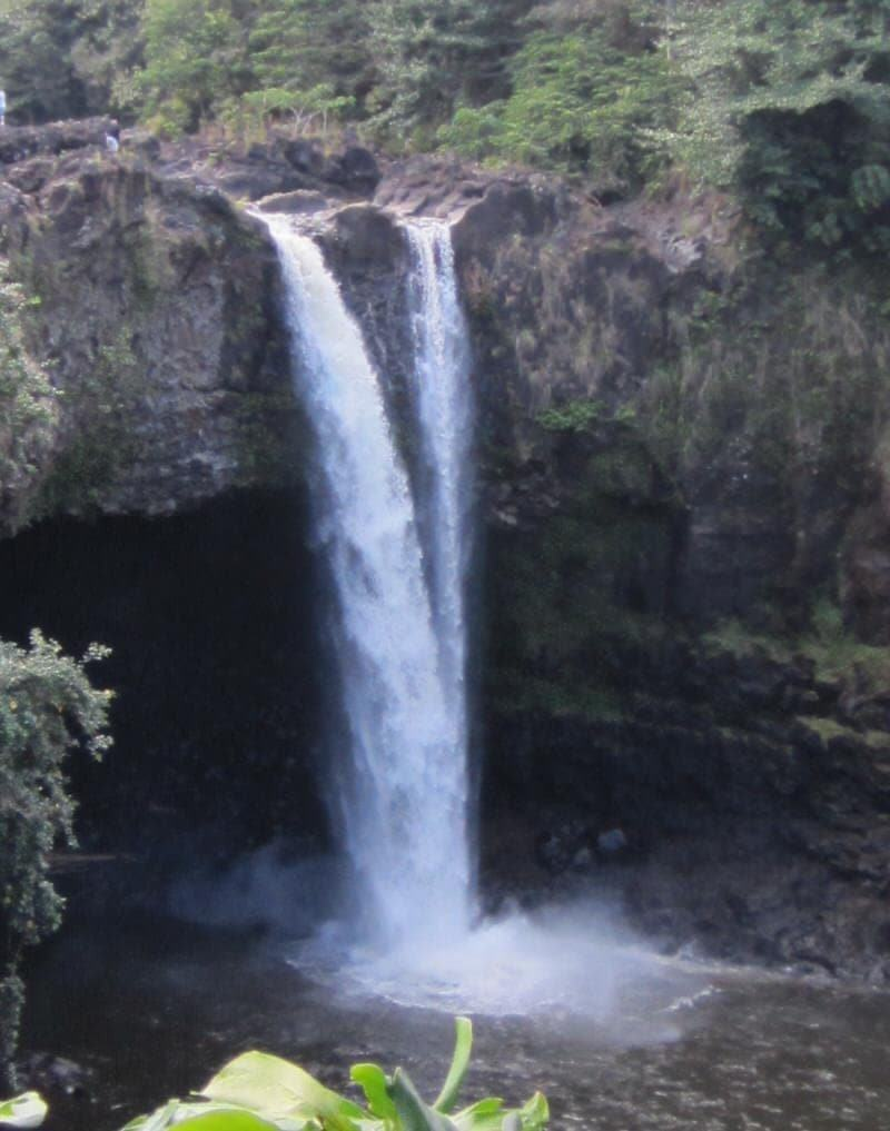 Big Island Waterfall Must See