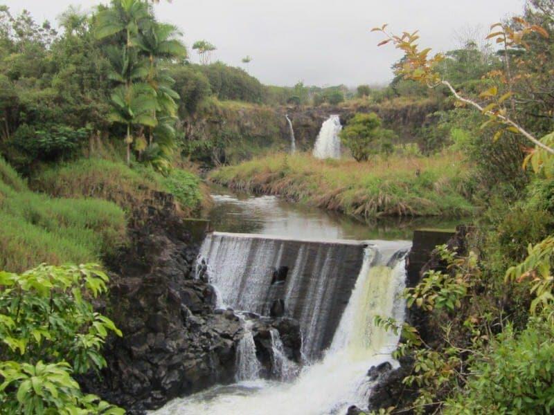 Waterfalls on the Big Island Big Island Waterfalls