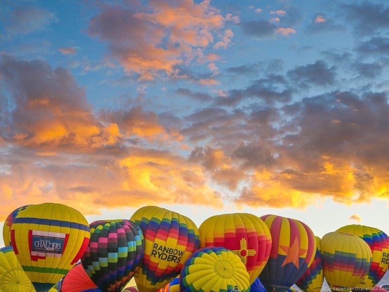 Guide To Attending The 2018 Albuquerque Balloon Fiesta In