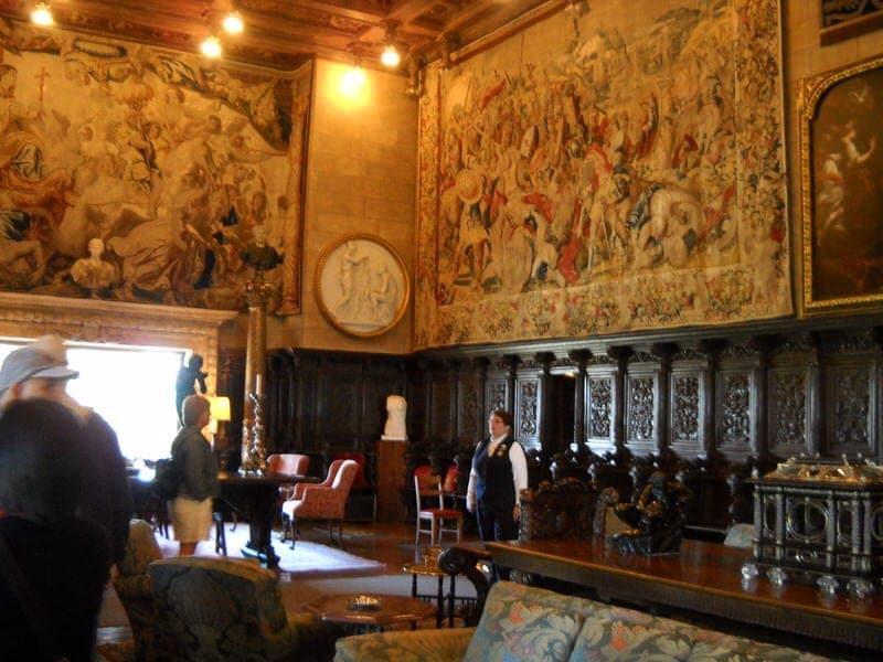 Hearst Castle tour