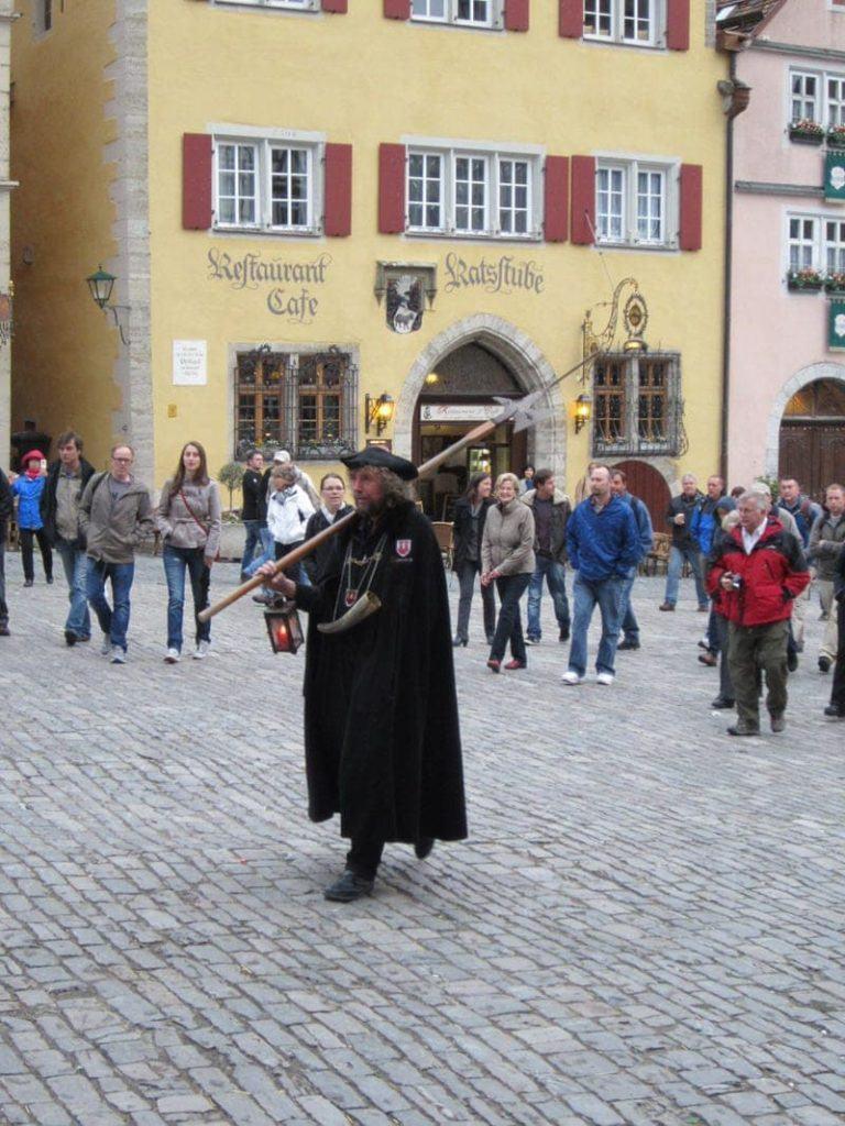 Rothenburg ob der Tauber shopping
