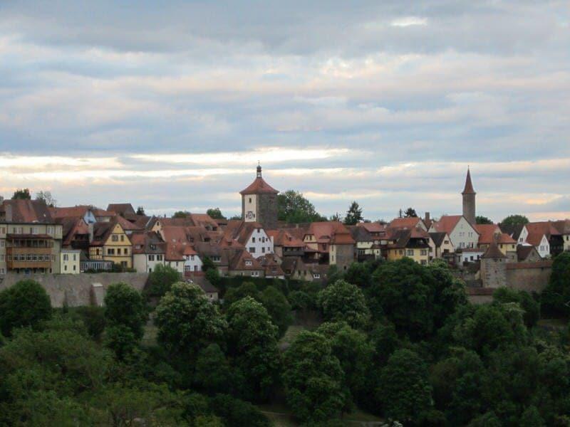 Rothenburg ob der Tauber Rothenburg Germany
