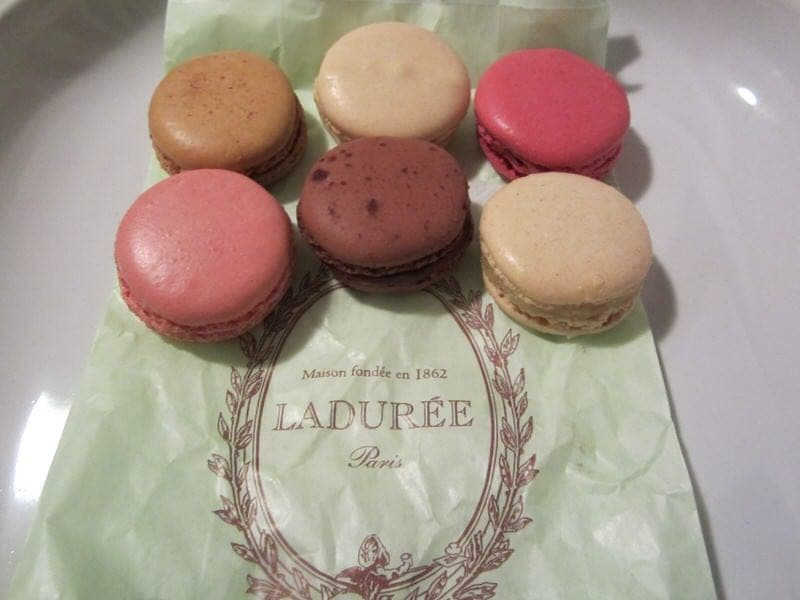 The Great Paris Macaron Debate: Ladurée versus Pierre Hermé