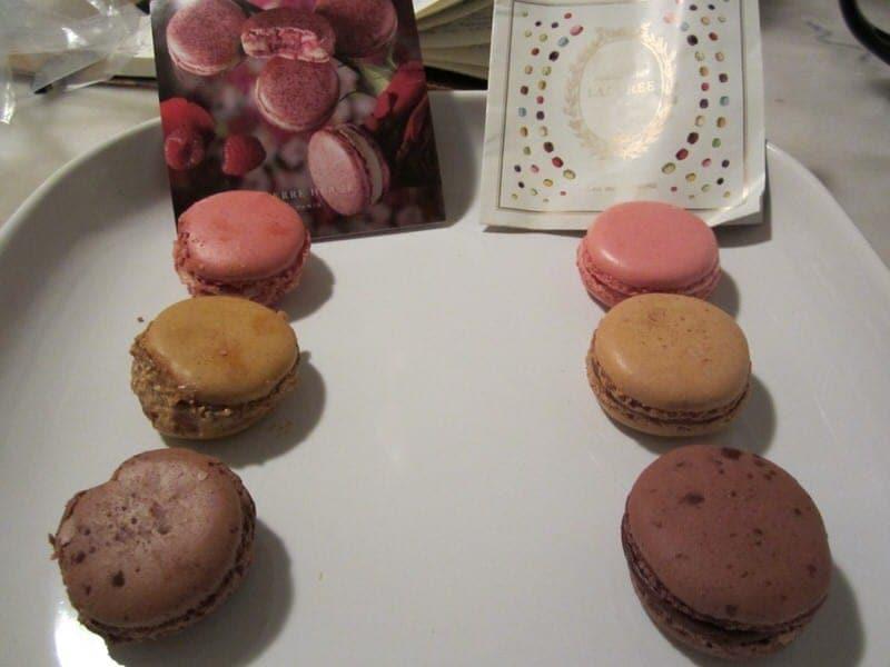 Macaron Flavors Pierre Herme Pierre Herme Laudree Macarons