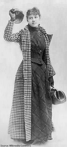 Nellie Bly Elizabeth Bisland