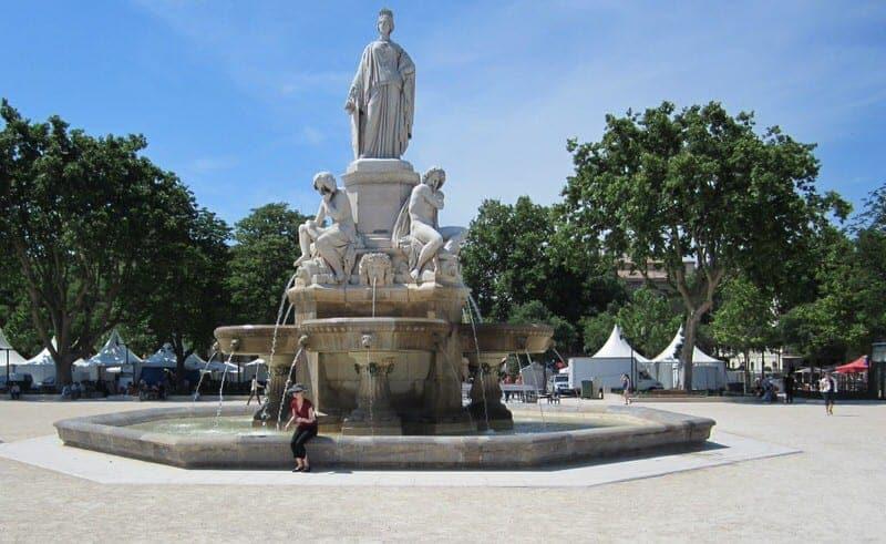 Nimes France Feria de Nîmes Feria de Pentecôte Pentecost festival