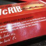The McRib in Germany