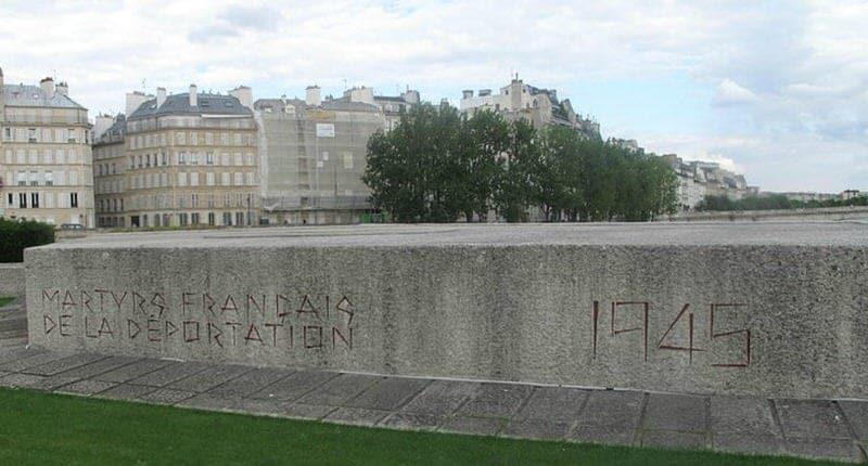 Deportation Memorial Paris Mémorial des Martyrs de la Déportation