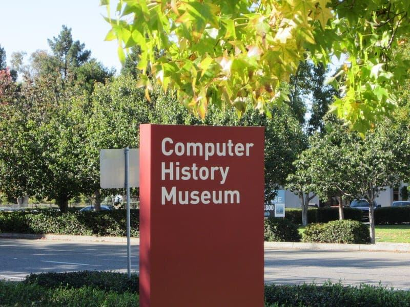 Computer History Museum Mountain View Silicon Valley