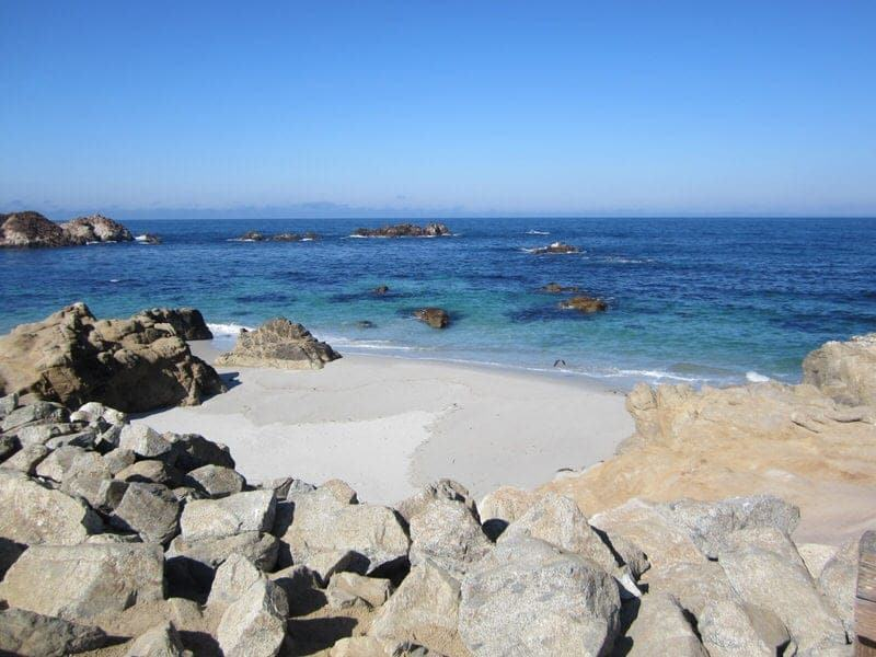 17 Mile Drive Pebble Beach Monterey