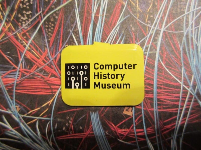 Computer History Museum Mountain View California Silicon Valley