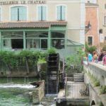 Fontaine-de-Vaucluse: A Little Town in Provence with a Giant Spring