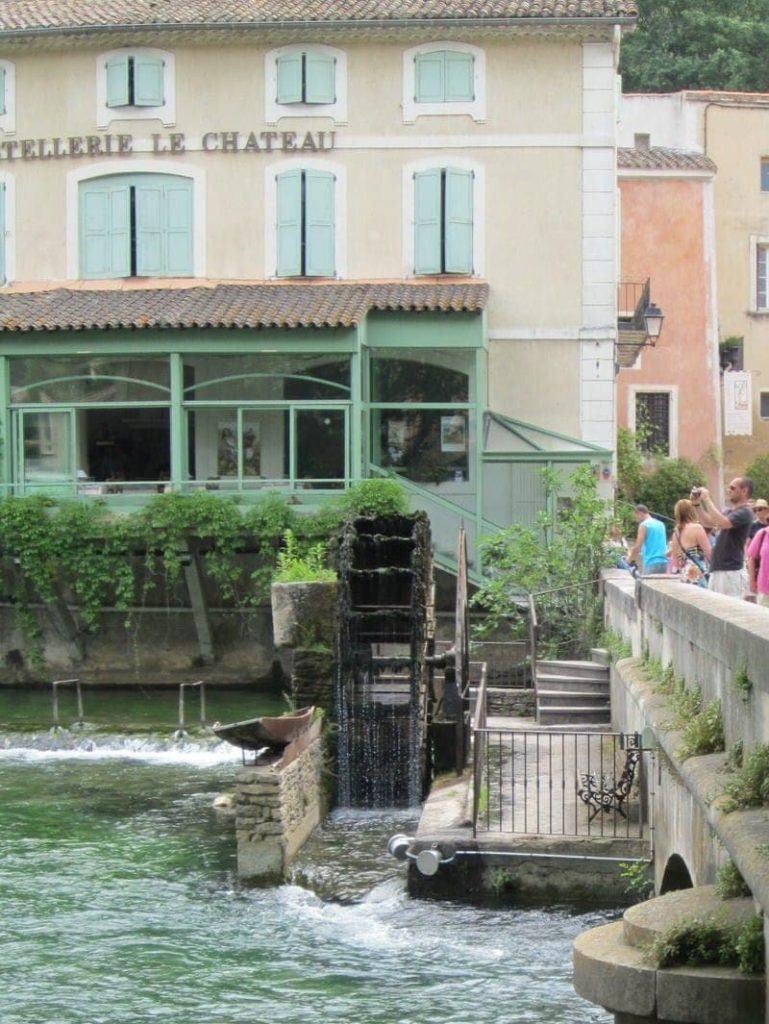 Fontaine-de-Vaucluse Fontaine de Vaucluse
