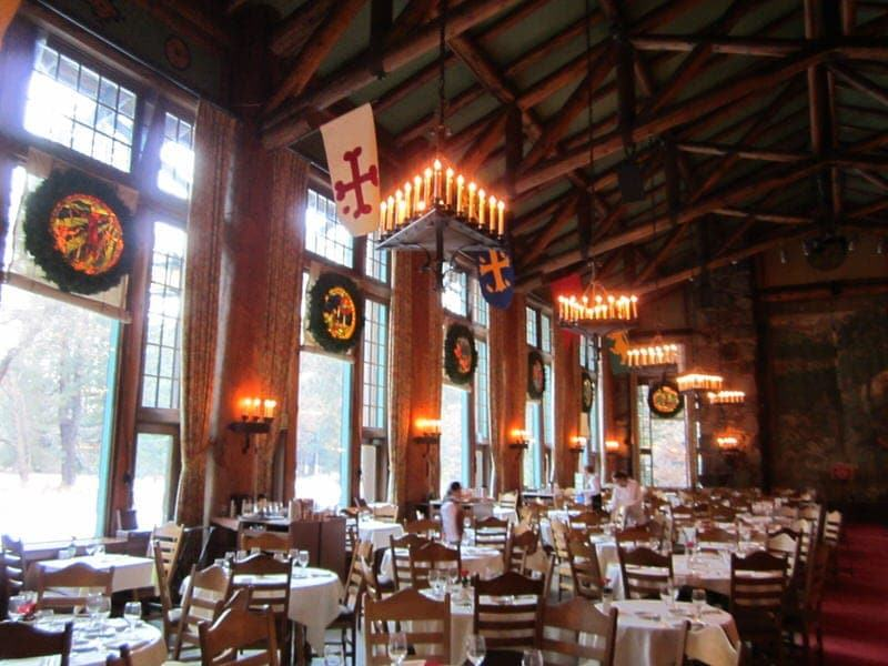 Bracebridge Dinner at The Ahwahnee Yosemite National Park review of dinner