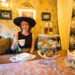 Afternoon Tea in Albuquerque New Mexico at St. James Tearoom