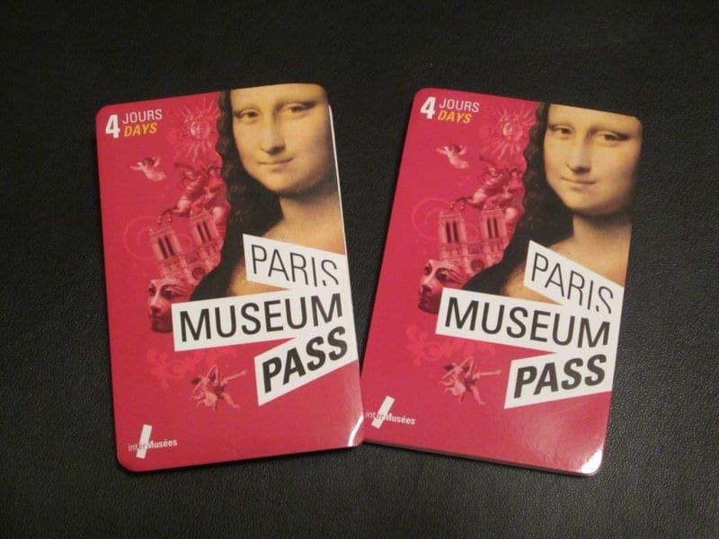 Paris Museum Pass France travel