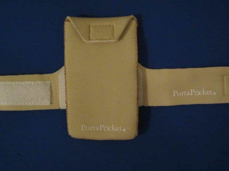 PortaPocket Porta Pocket travel pocket travel pouch travel strap travel safety pocket blog review