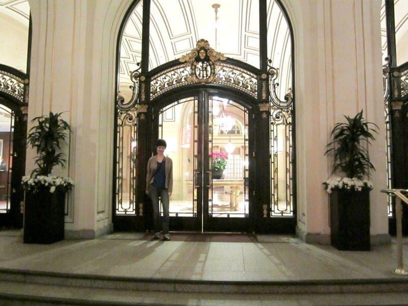 TravelPony Travel Pony Palace Hotel San Francisco