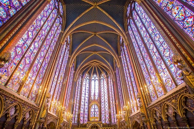 Sainte Chapelle Paris Museum Pass review is it worth it