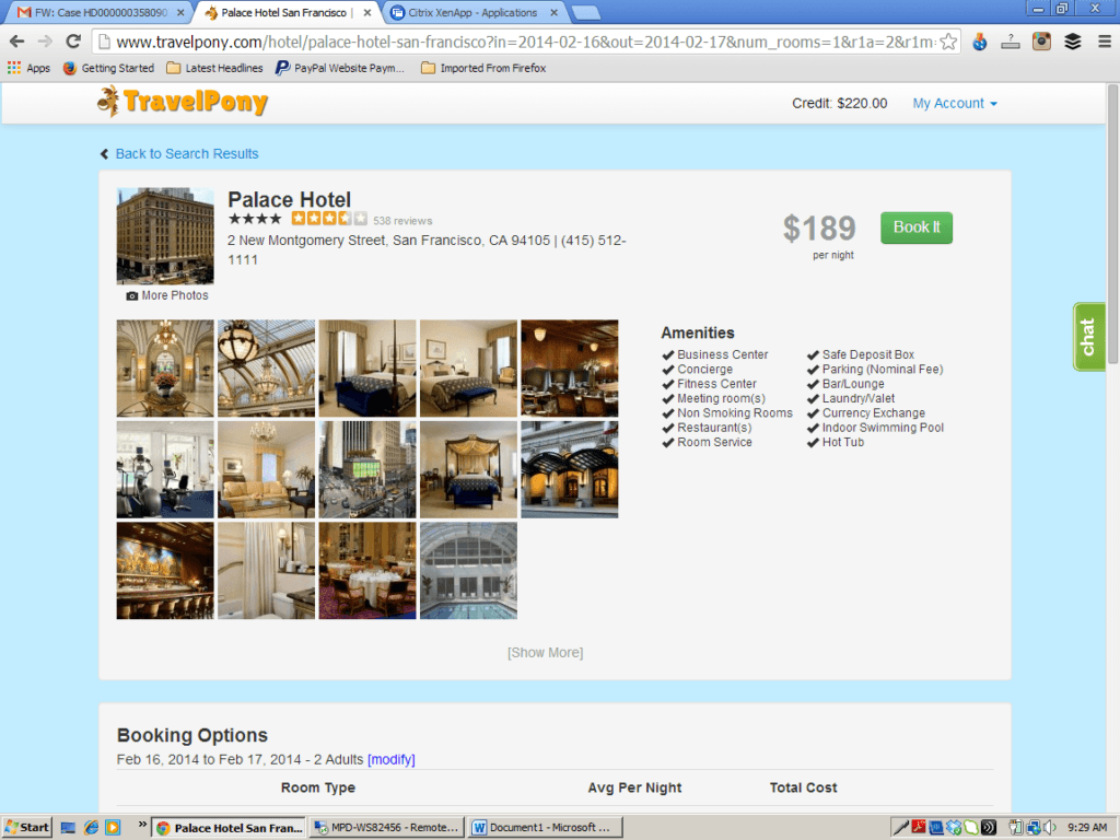 TravelPony hotel booking website review Travel Pony travel blog