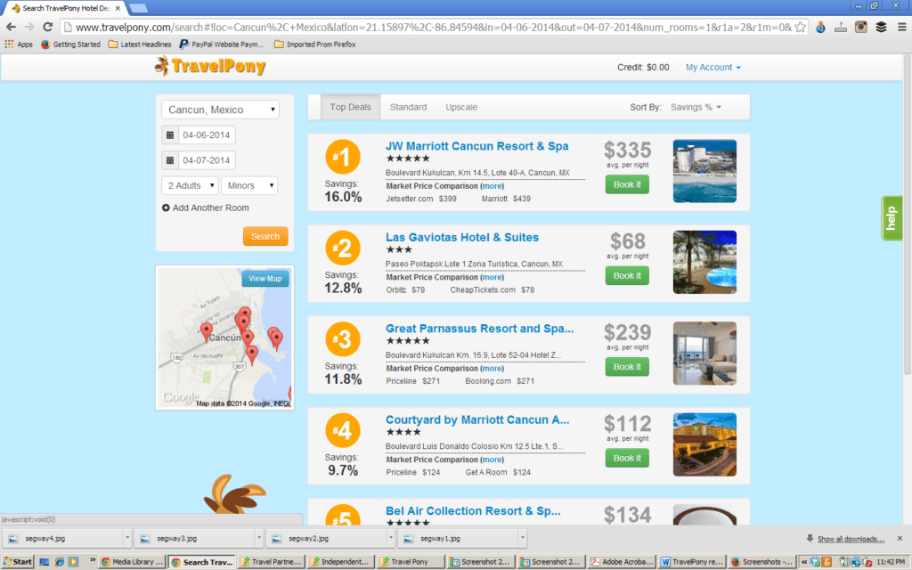 TravelPony hotel booking website cheap hotels online Travel Pony