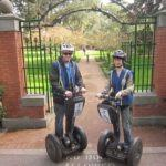 Segway tour in San Francisco best segway tours San Francisco Electric Tour Company segway rides