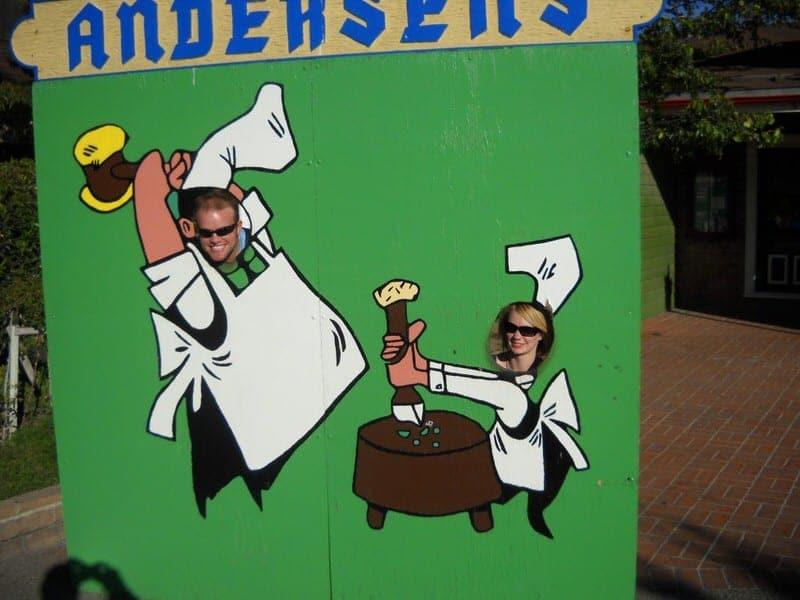 Pea Soup Andersen's restaurant Pea Soup Andersens Buellton California review near Solvang
