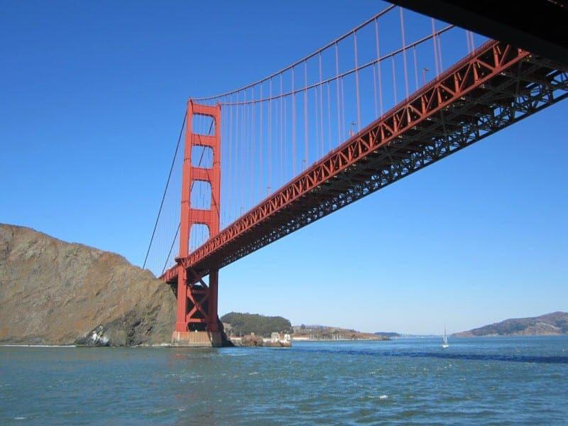 Golden Gate Bridge Alcatraz Cruises