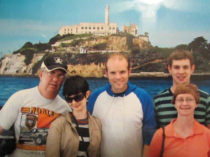 Alcatraz Night Tour Alcatraz Cruises tour of Alcatraz prison