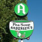 Pea Soup Andersen's Pea Soup Andersens Buellton California review near Solvang