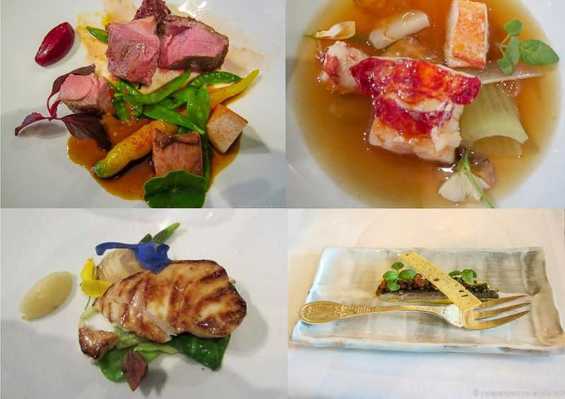 best restaurants in Paris for lunch Michelin starred restaurants in Paris France