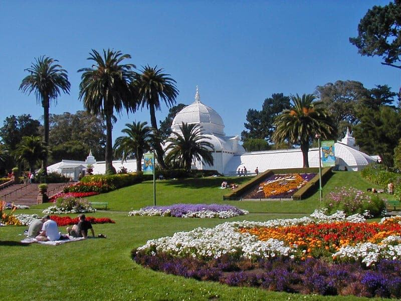 San Francisco Golden Gate Park things to do