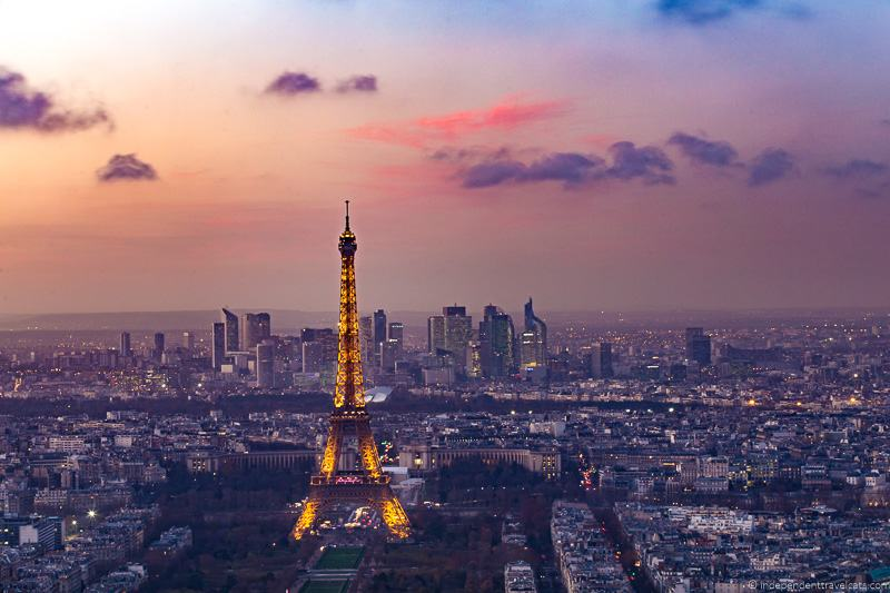Eiffel Tower best restaurants in Paris for lunch Michelin starred restaurants in Paris France