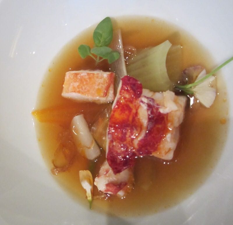 Lunch in Paris Michelin restaurants in Paris L'Astrance review