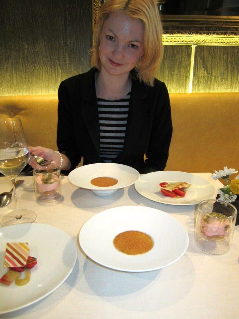 Lunch in Paris Michelin restaurants in Paris Astrance review
