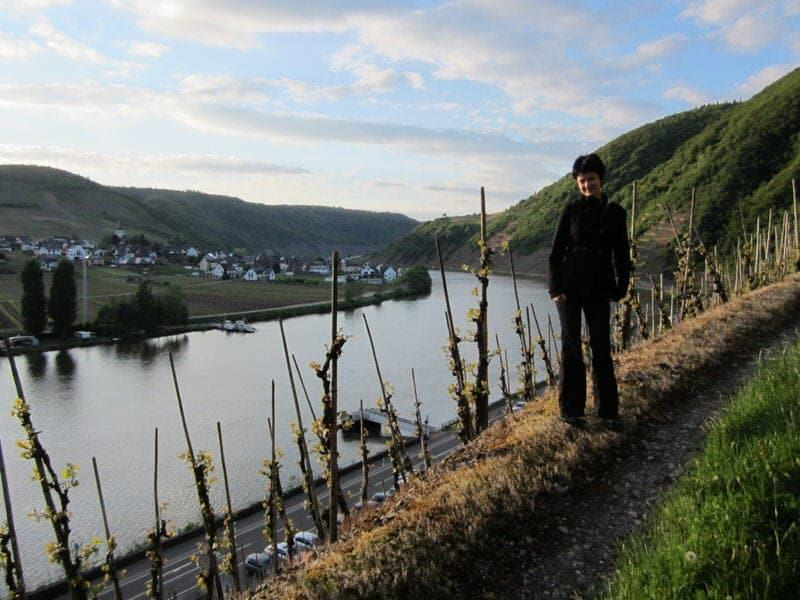 Beilstein Germany Moselle River Mosel River Cochem Haus Lippman