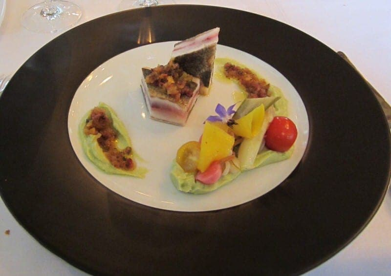 Lunch in Paris Michelin restaurants in Paris Le Grand Véfour review