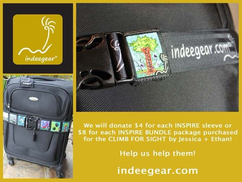 indeegear travel sleeves travel accessories review