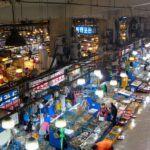Noryangjin Fish Market in Seoul South Korea Noryangjin Fisheries Wholesale Market