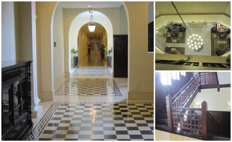 Raffles Hotel Le Royal Phnom Penh Cambodia hotel review