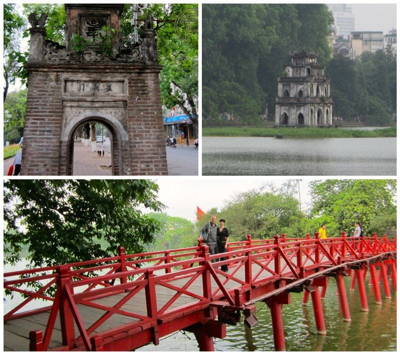 Footprint Travel Hanoi Vietnam tour morning things to do in Hanoi