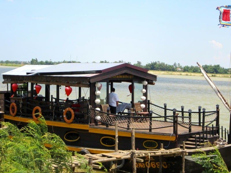 eOasia tours in Asia Hoi An day trip Vietnam things to do in Hoi An Cinnamon Cruises