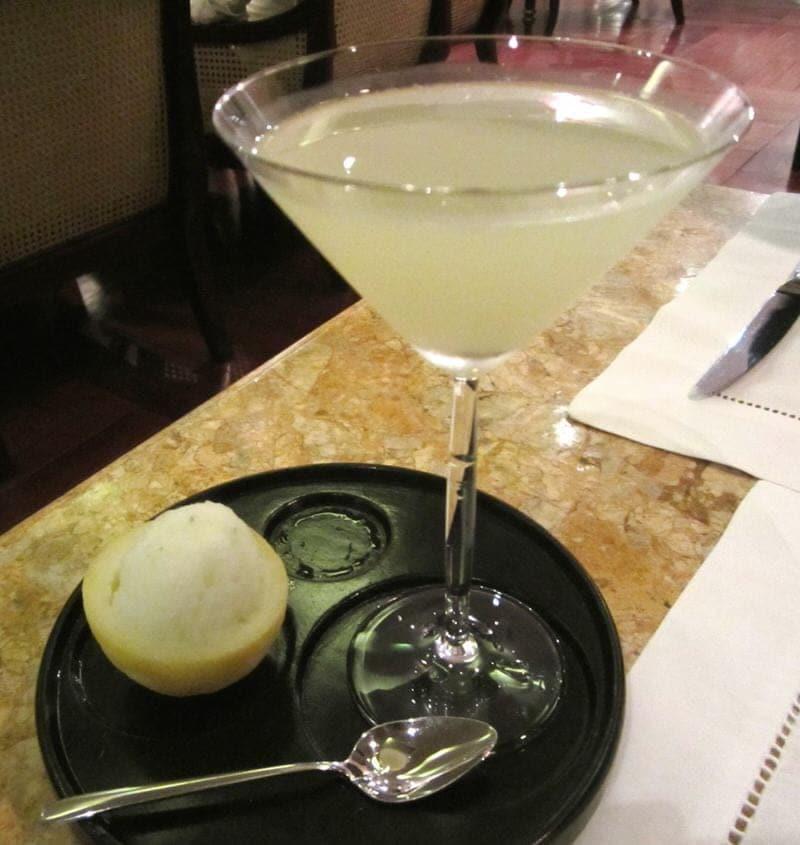 Sofitel Legend Metropole Hanoi hotel review Hanoi Vietnam hotels Grahma Greene Daiquiri Martini