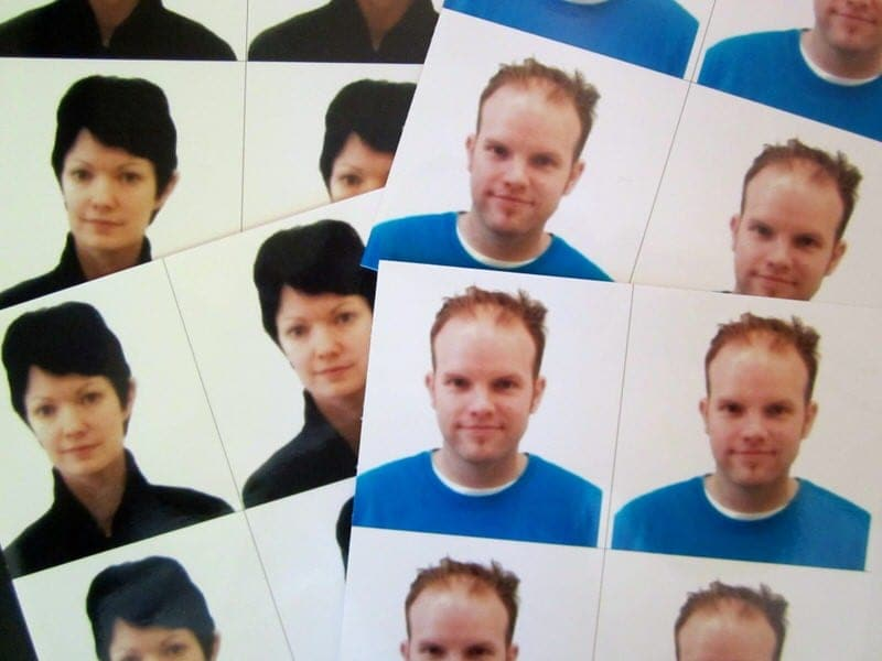 Travel Advice A Guide To Passport Photos And Visa Photos