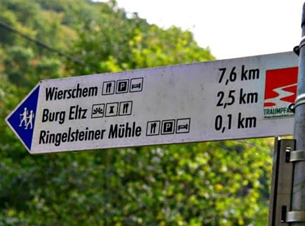 Burg Eltz best German castle castles in Germany Mosel River