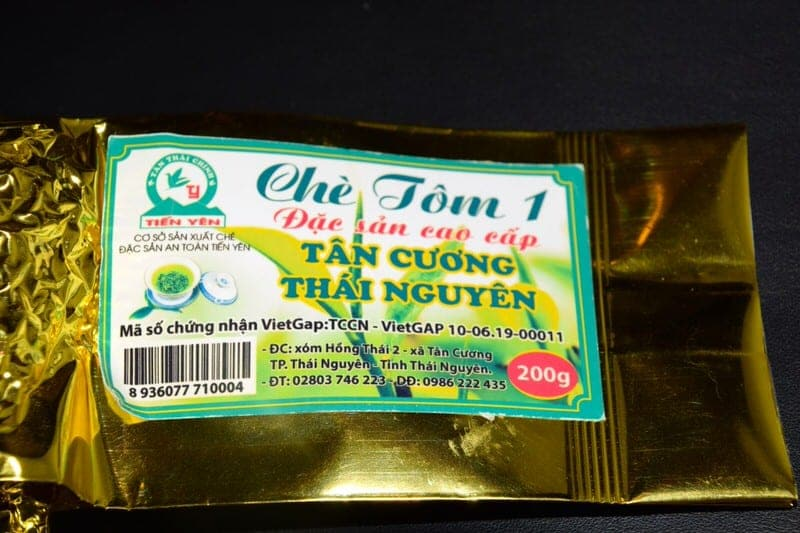 Thai Nguyen tea region Vietnam Footprint Travel tea tour from Hanoi