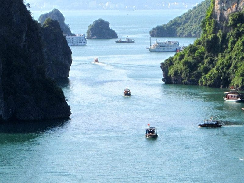Guide to Halong Bay Cruises in Vietnam Plus Our Cruise with